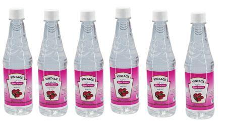 Vintage Rose Water 6X450ml Offer Pack - MarkeetEx