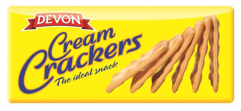 Biscuit Cream Crackers Devon 200gm