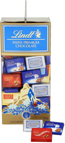 Lindt Swiss Premium Chocolate - Assorted Chocolate 700gm - MarkeetEx
