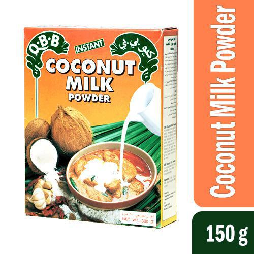 QBB Instant Coconut Milk Powder 150gm - MarkeetEx