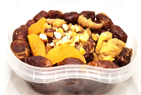 DRIED FRUITS WITH DATES 550g