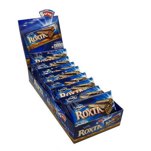 Piccadeli Roxta - Two Crispy Wafer Finger Bar 24pcs x 24gm Pack