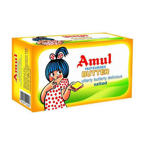 Amul Pasteurised Butter Salted - 500gm - MarkeetEx