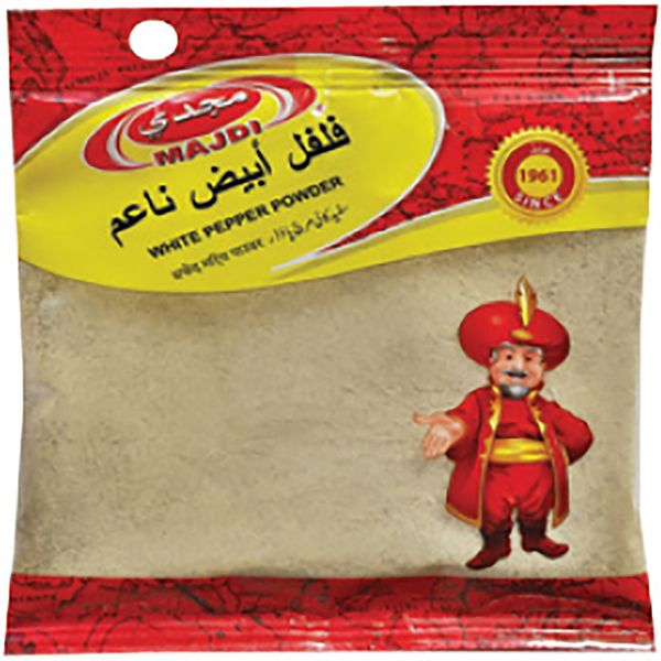 White pepper powder Majdi - MarkeetEx