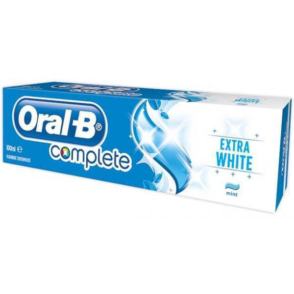Oral-B Complete Tooth Paste 100ml - معجون أسنان اورل بي انتعاش اكثر - MarkeetEx