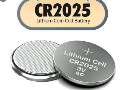 3V Lithium Indonesia Battery - CR2025