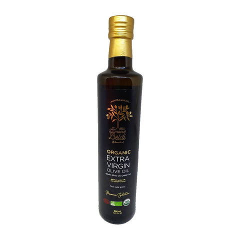 Beldi Organic Extra virgin olive oil 500 ml - MarkeetEx