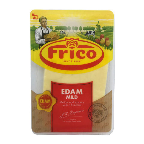 FRICO HOLLAND EDAM SLICED CHEESE 150G