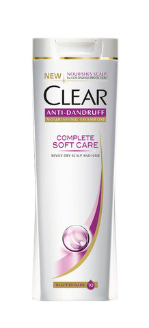 CLEAR Shampoo + Conditioner Anti Dandruff - Soft & Shiny  - شامبو ضد القشرة كلير