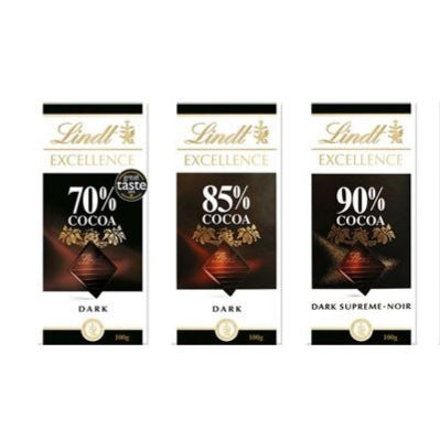 Dark Chocolate Lindt Exellence