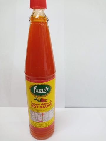 Family Chilli Hot Sauce 88ml