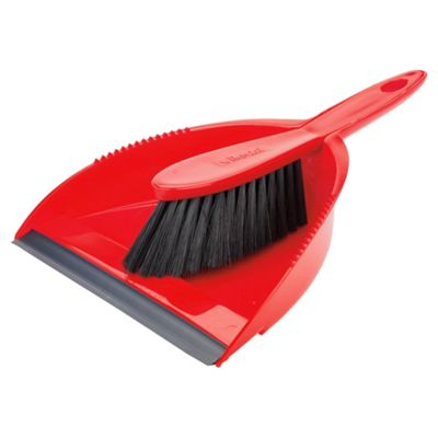 Vileda DustPan and Brush  -  مقلاة غبار و فرشاة فيليدا