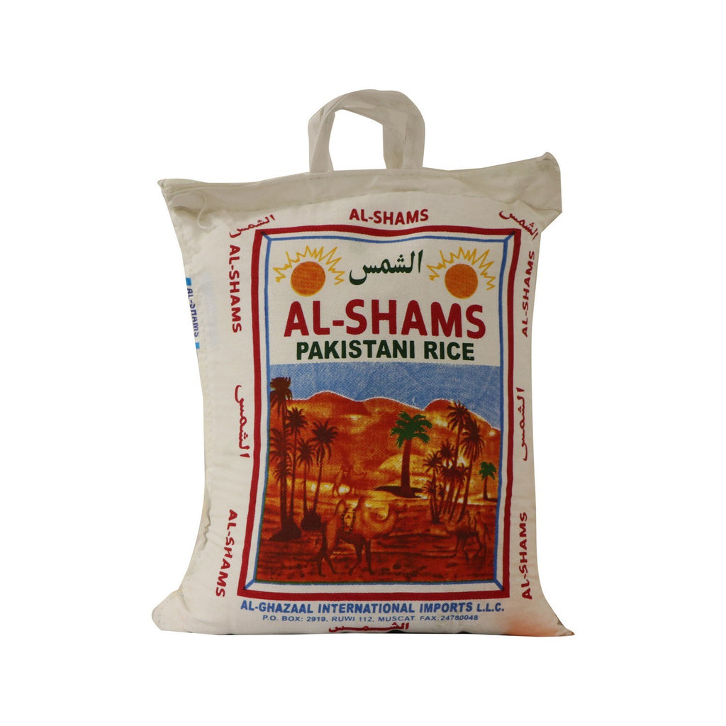 Rice Pakistani Al Shams
