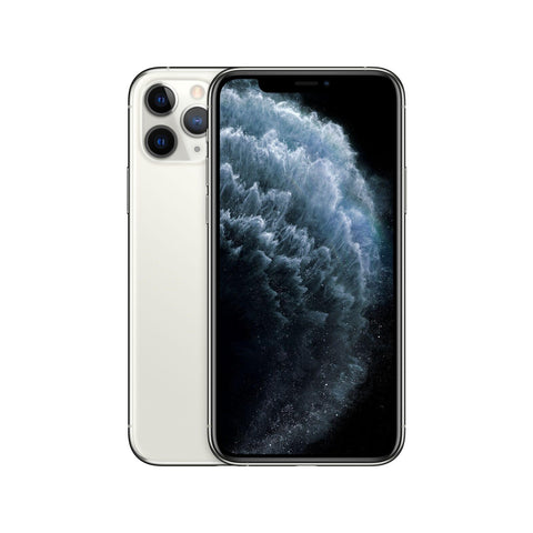 IPHONE 11 PRO MAX SILVER 256 GB