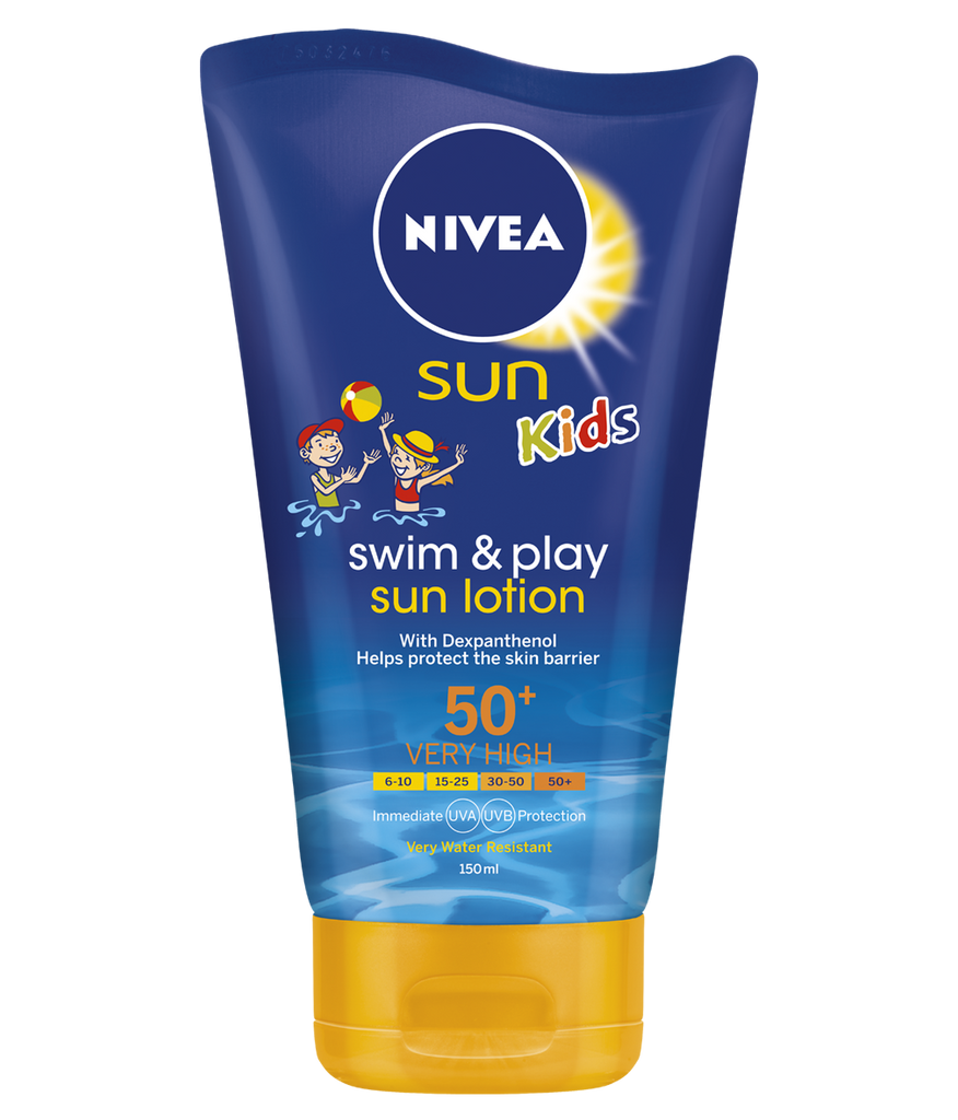 Nivea Sun Kids Swim and Play 100ml