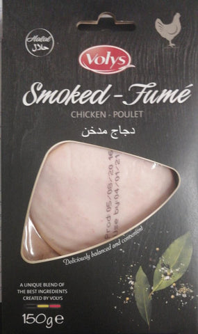 Volys Smoked Fume - Chicken Poulet - 150gm - MarkeetEx