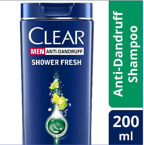 CLEAR MEN ANTI-ANTIDANDRUFF SHAMPOO 200ML