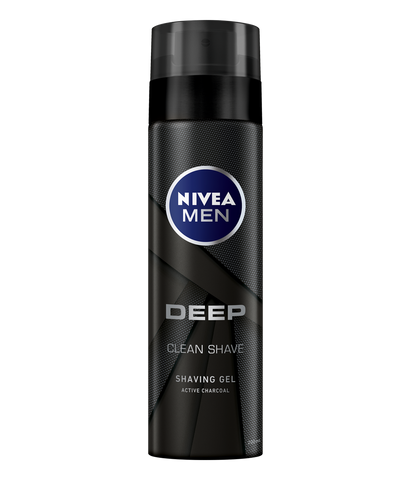 Nivea Men Deep Clean Shave - Shaving Gel 200ml