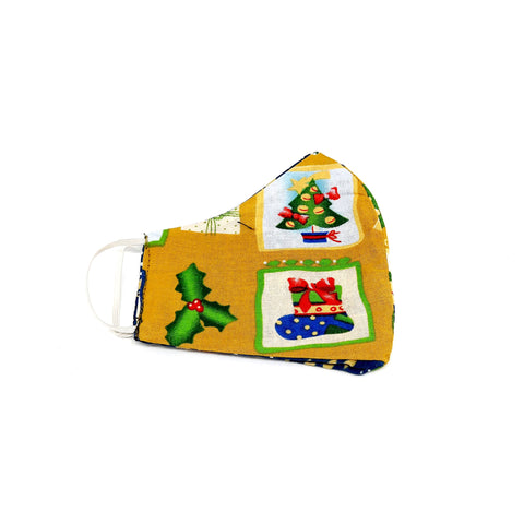 Kids Christmas face mask - MarkeetEx