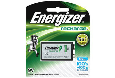 Energizer NH22NBP NiMH 9v 175mAh Battery