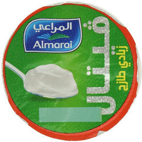 Almarai Low Fat Fresh Yoghurt Vetal 160ml