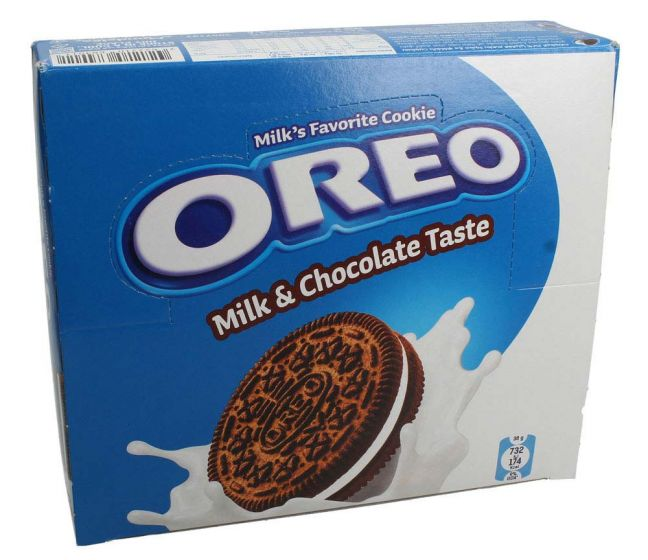 OREO Milk & Chocolate Taste 16pcs Pack - MarkeetEx