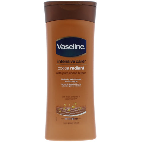 Vaseline Intensive Care Body Lotion 200ml - Cocoa