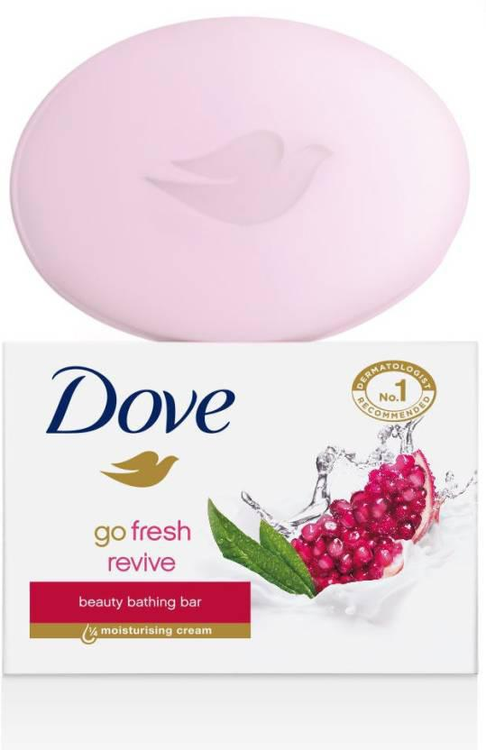DOVE Beauty Cream Bar Soaf Go Fresh Revive 135gm - MarkeetEx