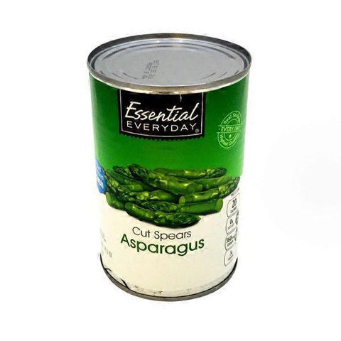 Essential Everyday - Cut Spears Asparagus - 411gm