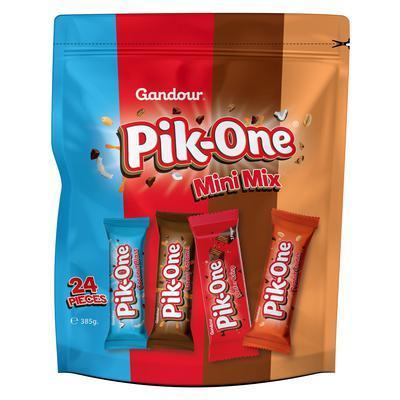 Gandour Wafer Pik-One Mini Mix 385gm Pack - MarkeetEx