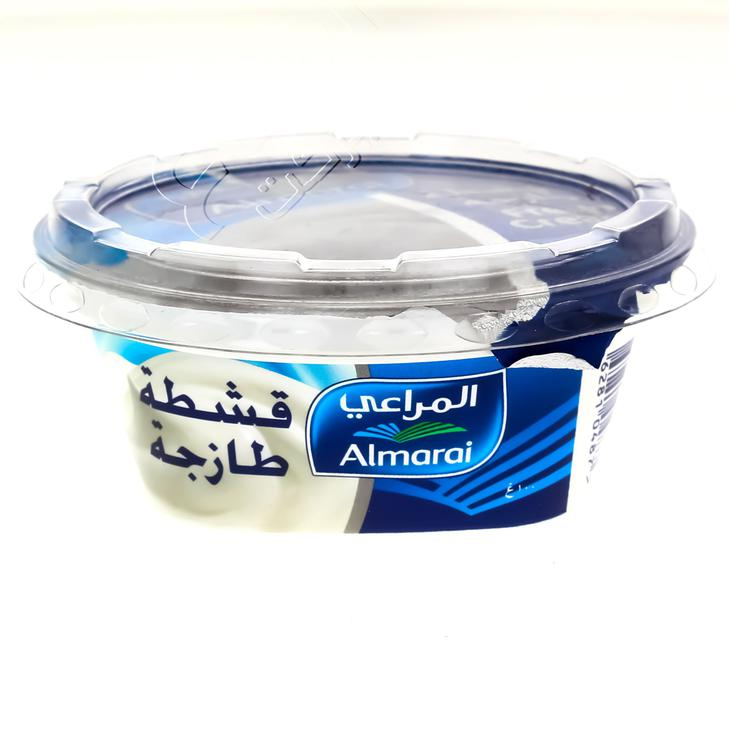Cream Fresh Almarai 100gm- قشطة طازجة المراعي