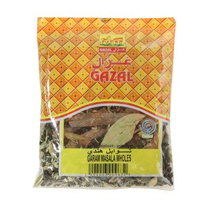 NOOR GAZAL GARAM MASALA WHOLE 200 GM - MarkeetEx