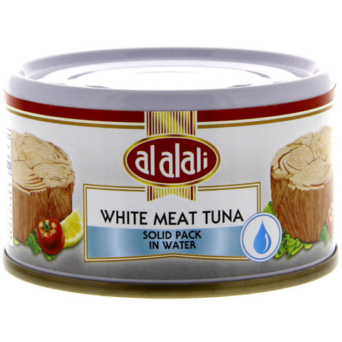 AL ALALI White Meat Tuna In Water 170GM