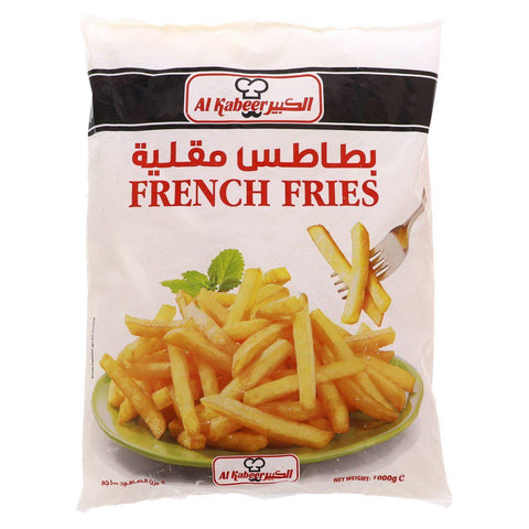 Al Kabeer French Fries 2.5kg