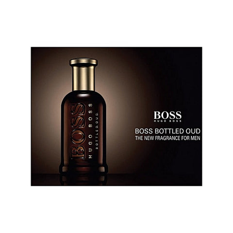 BOSS OUD SAFFRON EDP 2019 100ML MEN