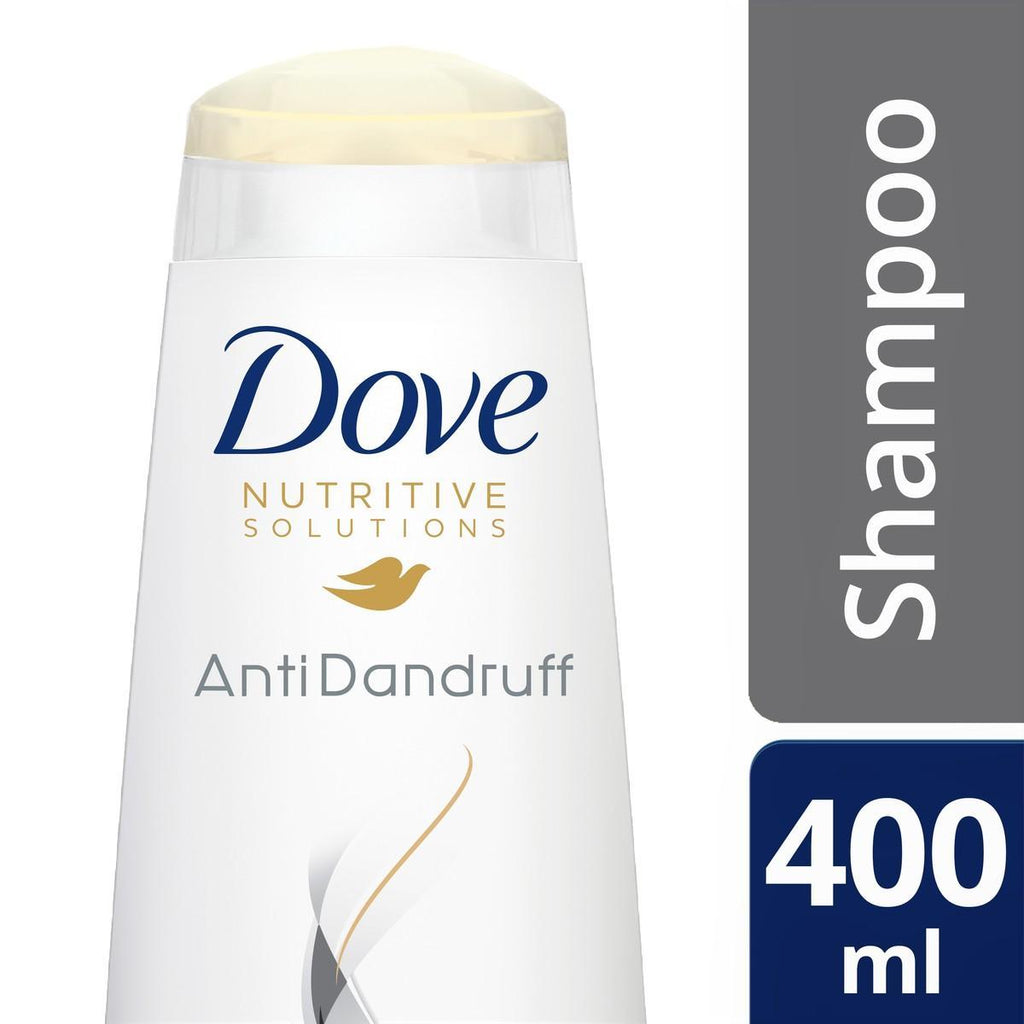 Dove Nutritive Solutions - Anti Dandruff - Shampoo - 400ml - MarkeetEx