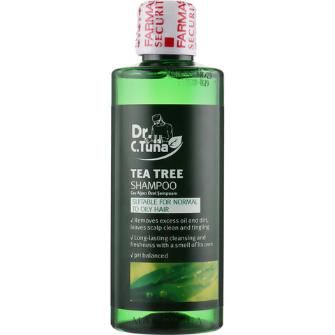 DR C TUNA TEA TREE SHAMPOO 225 ML
