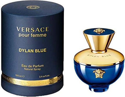 VERSACE DYLAN BLUE P F 100ML EDP (L)
