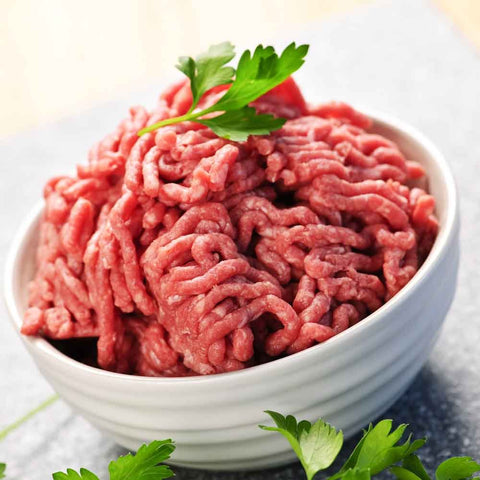 Beef Mince Fresh New Zealand