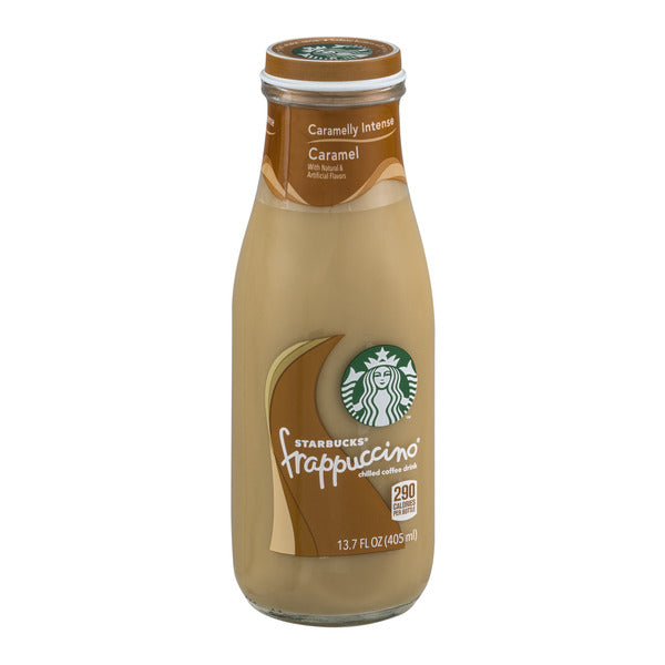 Starbucks Coffee Caramel Frappuccino 250ml