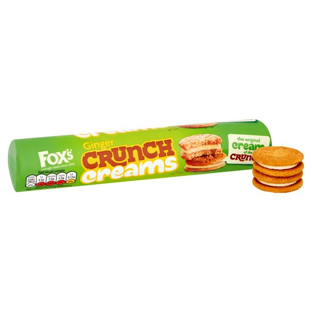 Fox'S Ginger Crunch Creams  230 gm