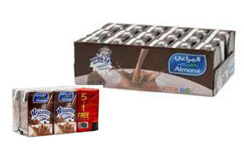 MILK NIJOOM ALMARAI CHOCOLATE 6PC X 3
