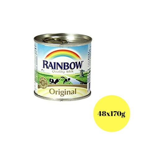Milk Tea Original Box Rainbow 48 X 170g - MarkeetEx