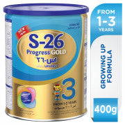 WYETH NUTRITION S26 PROGRESS GOLD Stage 3 Milk Powder - حليب اس٢٦