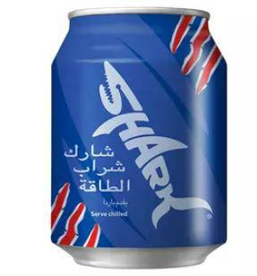 SHARK Energy Drink 250ml Can