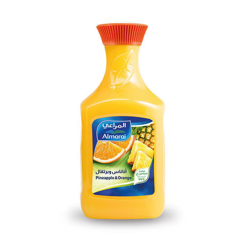 Almarai juice Pineapple & Orange 1.5Ltr - MarkeetEx