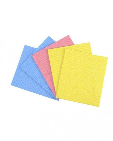 Scotch Brite Sponge CLoth Classic 10Pcs Pack