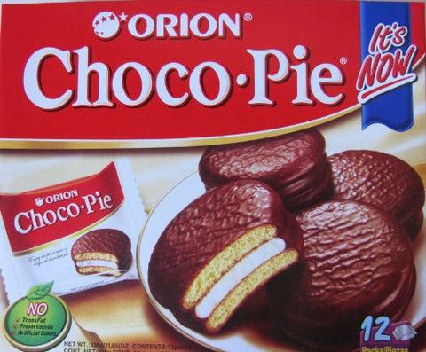Biscuit Choco-Pie Orion Pc 12 - MarkeetEx
