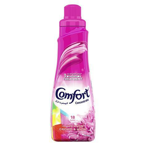 COMFORT CONC ORCHID & MUSK 750ML