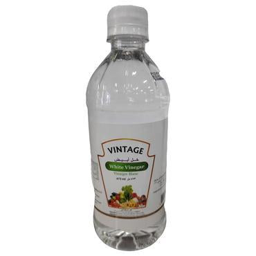 VINTAGE WHITE VINEGAR 473-ML - MarkeetEx